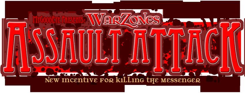WARZONES : ASSAULT ATTACK : DLC